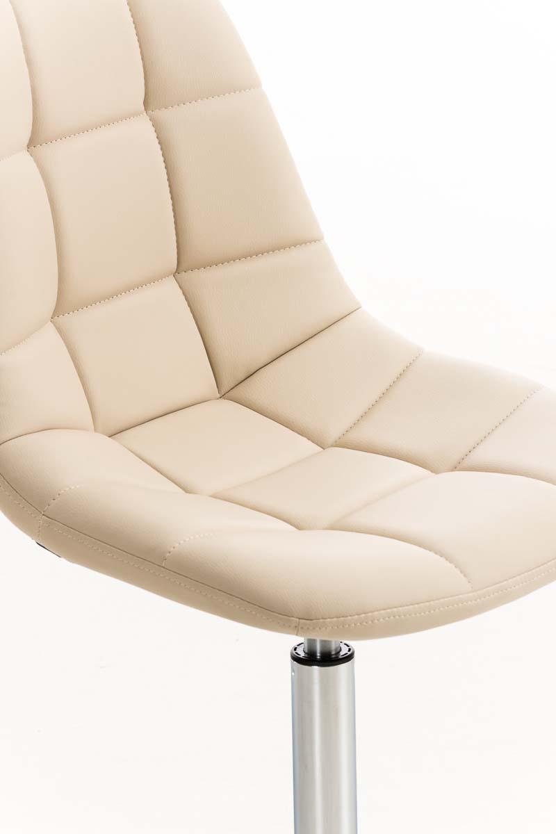 Chaise de similicuir lounge Chaises Chaises cuisine Emil Fu3l1JcTK