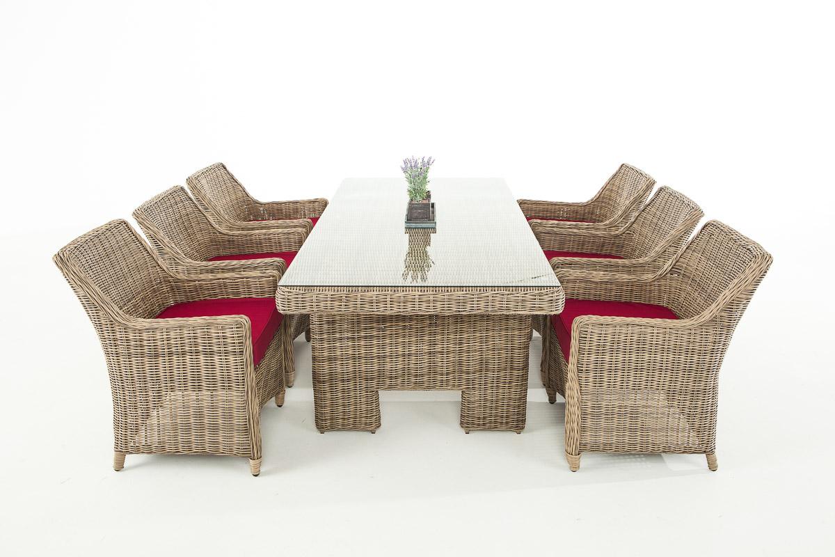 Salon de jardin de luxe Sandnes - Ensemble de meubles - Meubles de ...