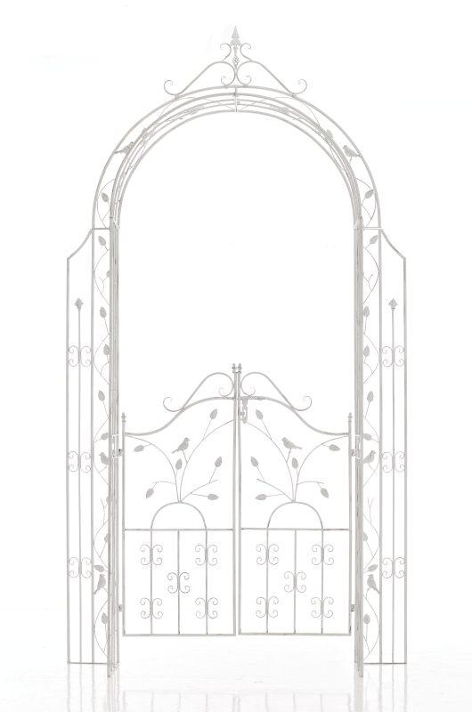 Arche De Jardin Grenada Avec Portillon Arches A Rosiers Balcon