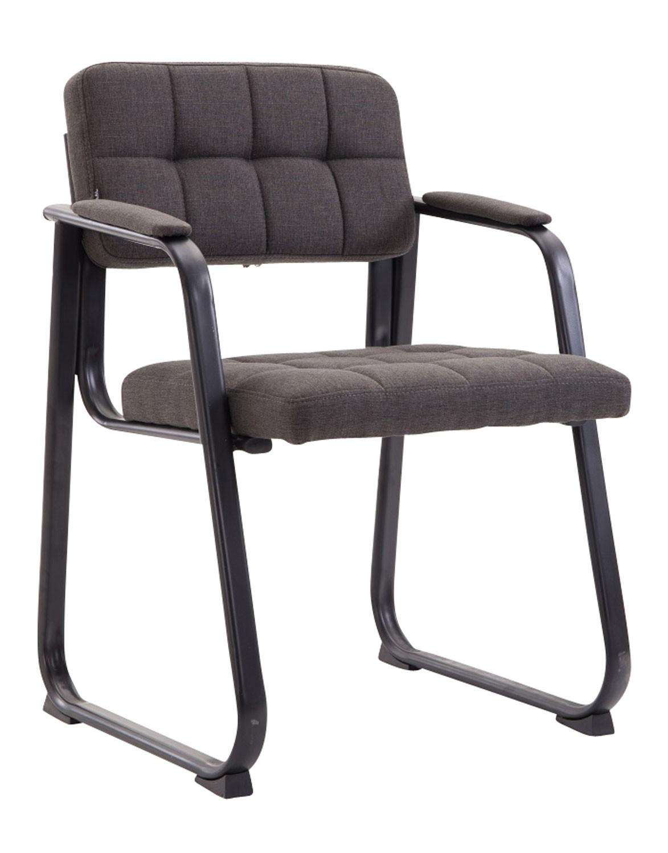 Chaise de visiteur Canada tissu