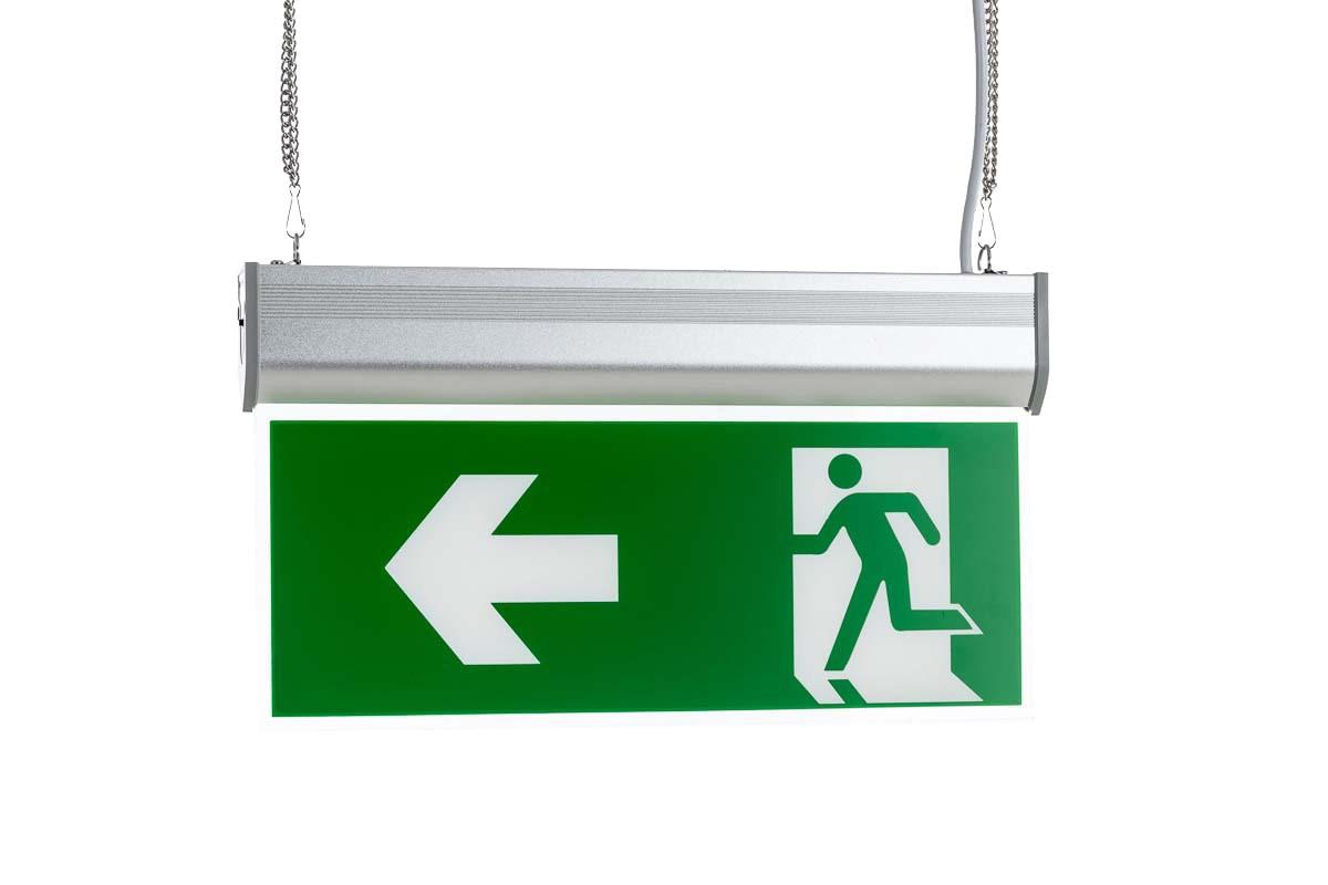 Lampe de sortie de sécurité C200 RL
