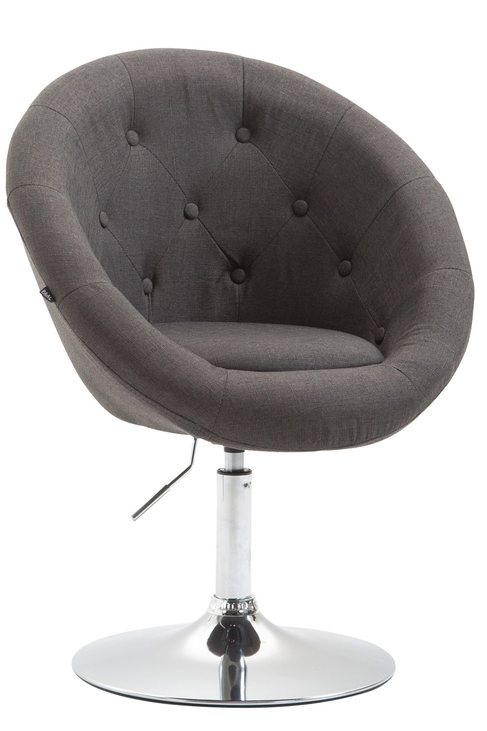 Fauteuil lounge London V2 tissu