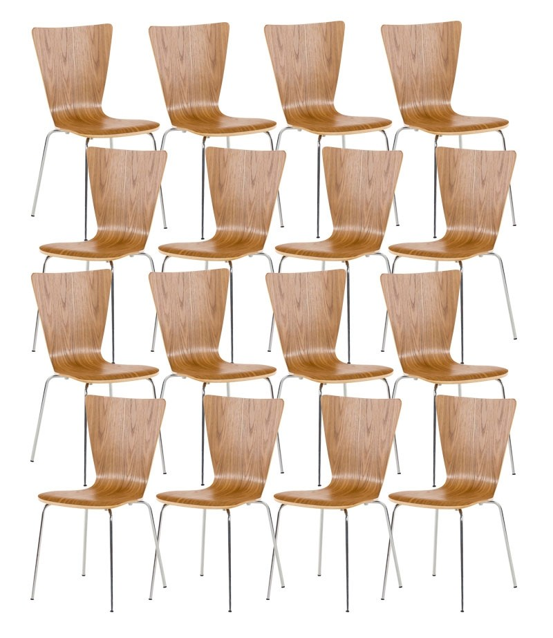 Lot de 16 chaises Aaron