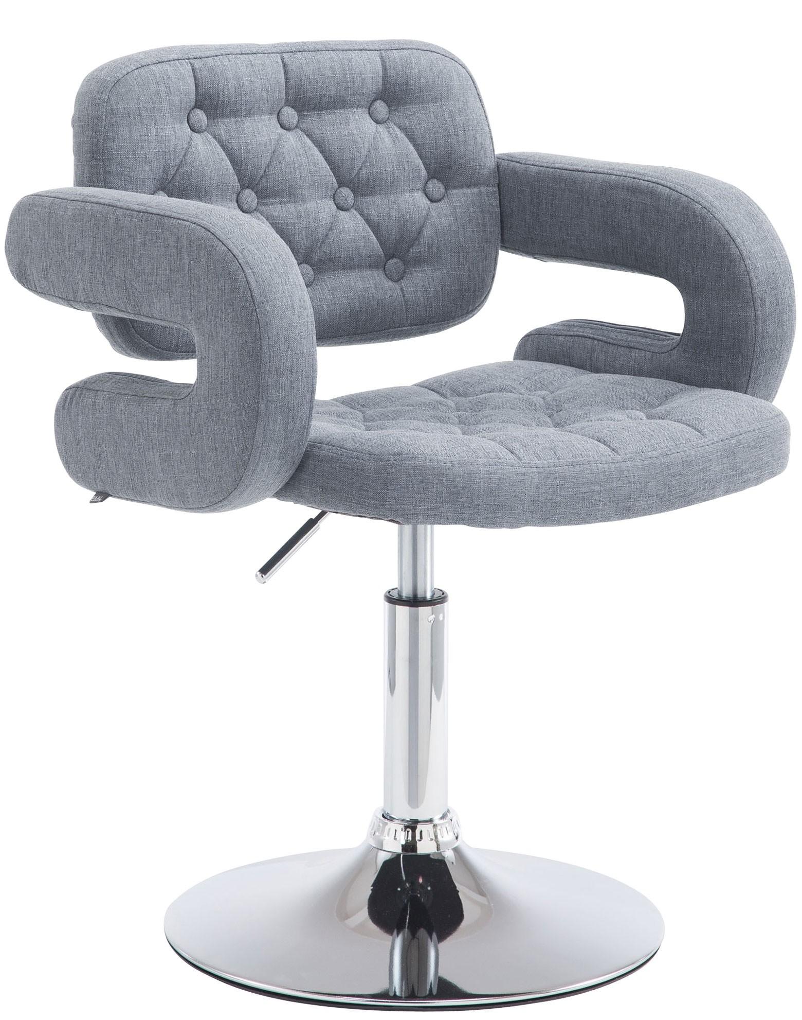 Chaise lounge Dublin Tissu