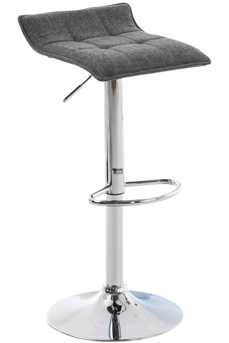Tabouret de bar Madison tissu