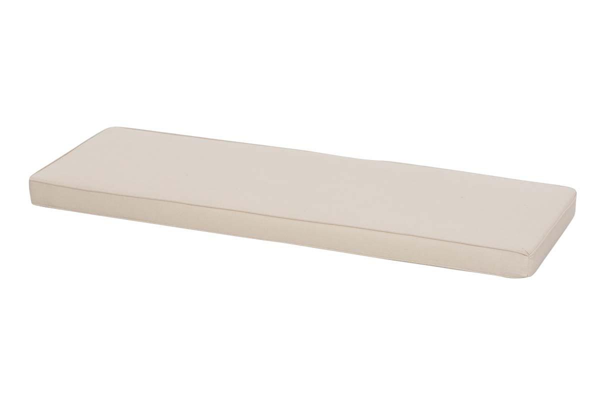 Coussin pour les meubles de jardin 128x45x7 cm
