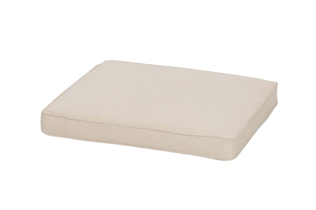 Coussin pour les meubles en métal 53x44x7 cm