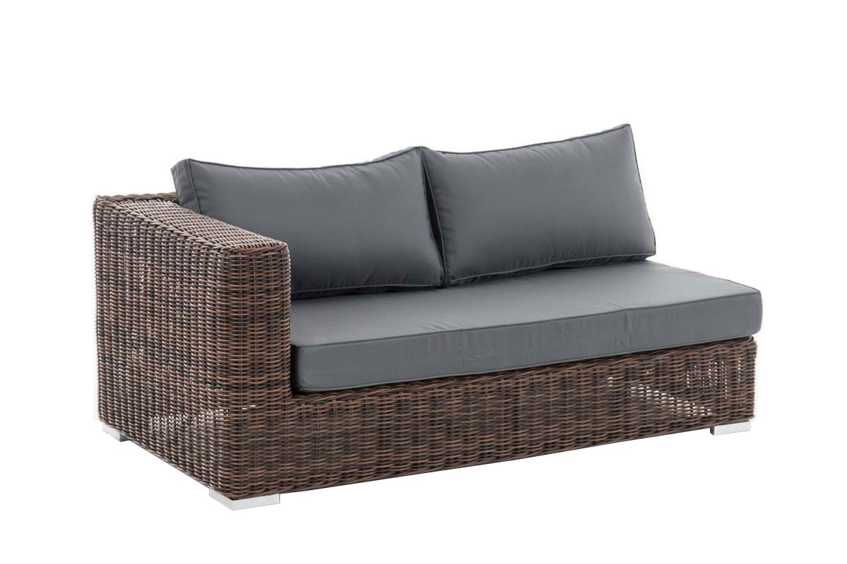 Canapé 2 places côté à droite Ariano