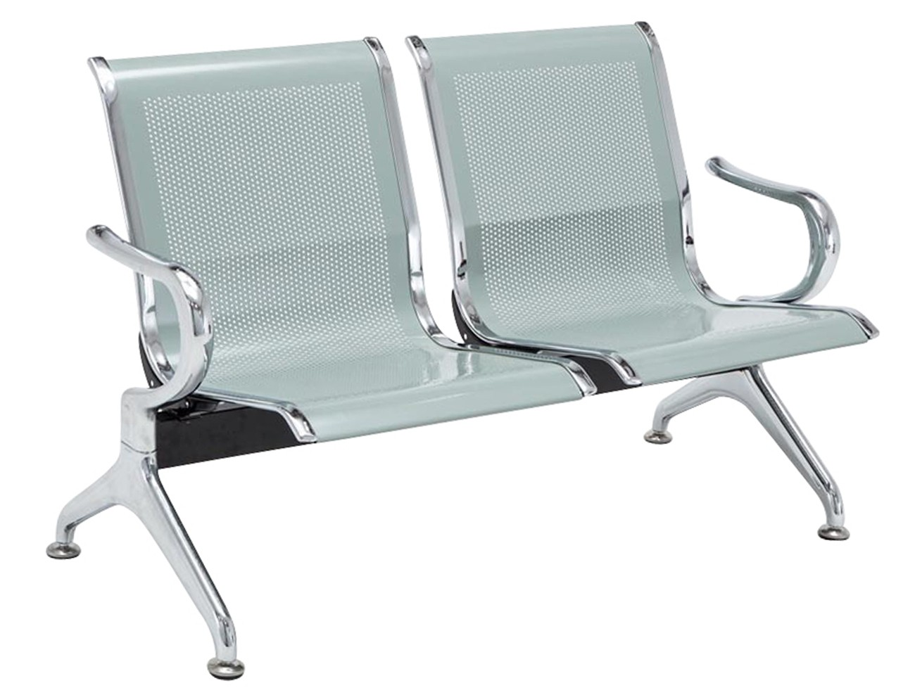 Banc zone d'attente 2 places / Chaises sur poutre Airport