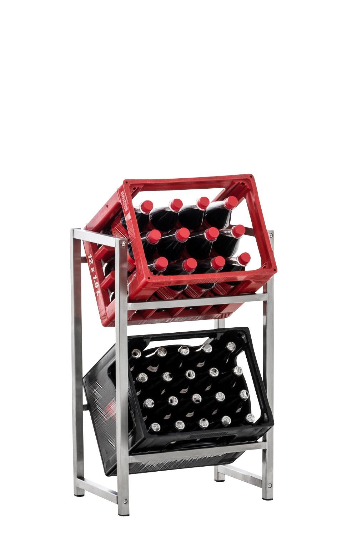Étagère à bouteilles Lennert