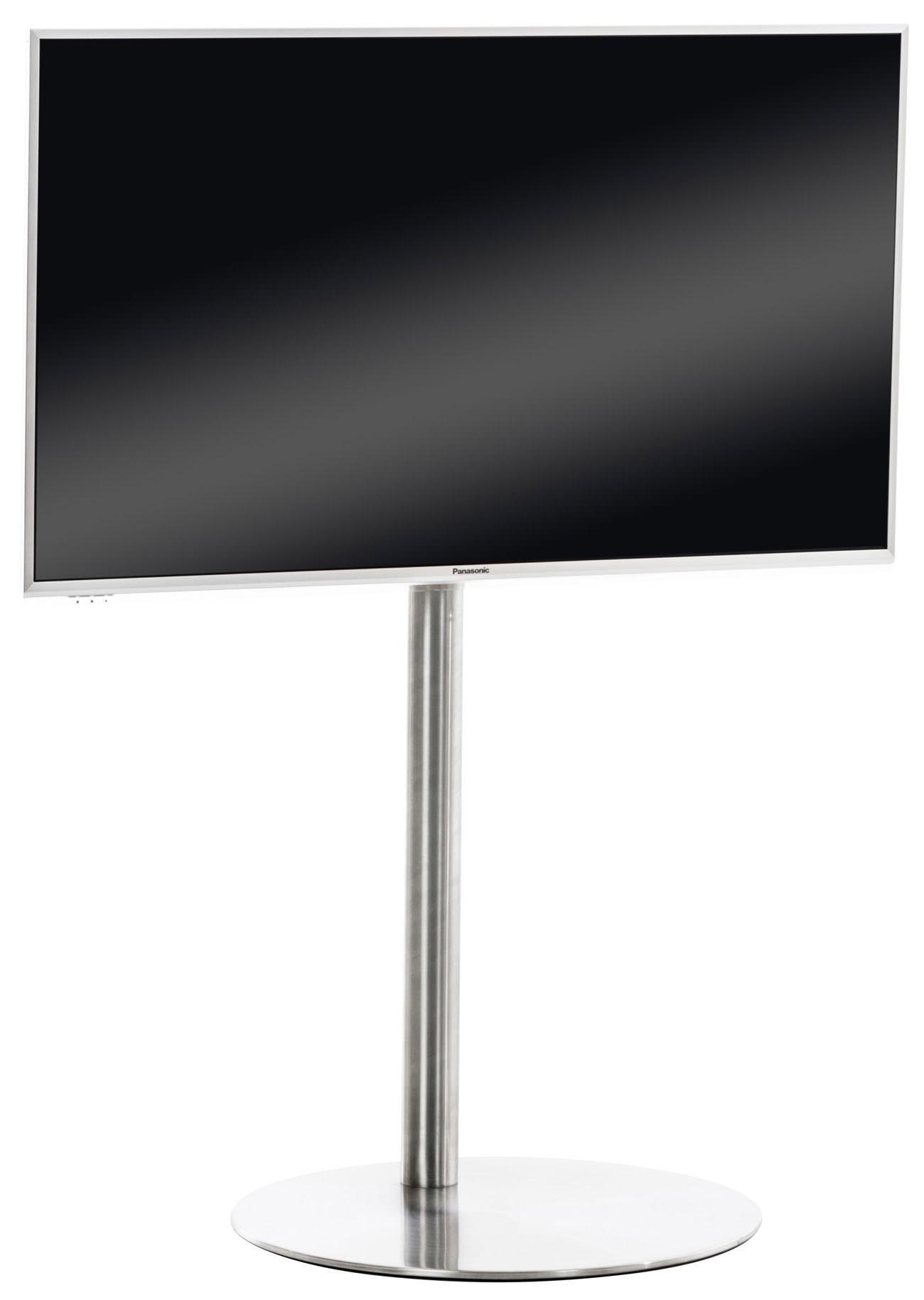 Support de télévison avec plateforme ronde ou carrée