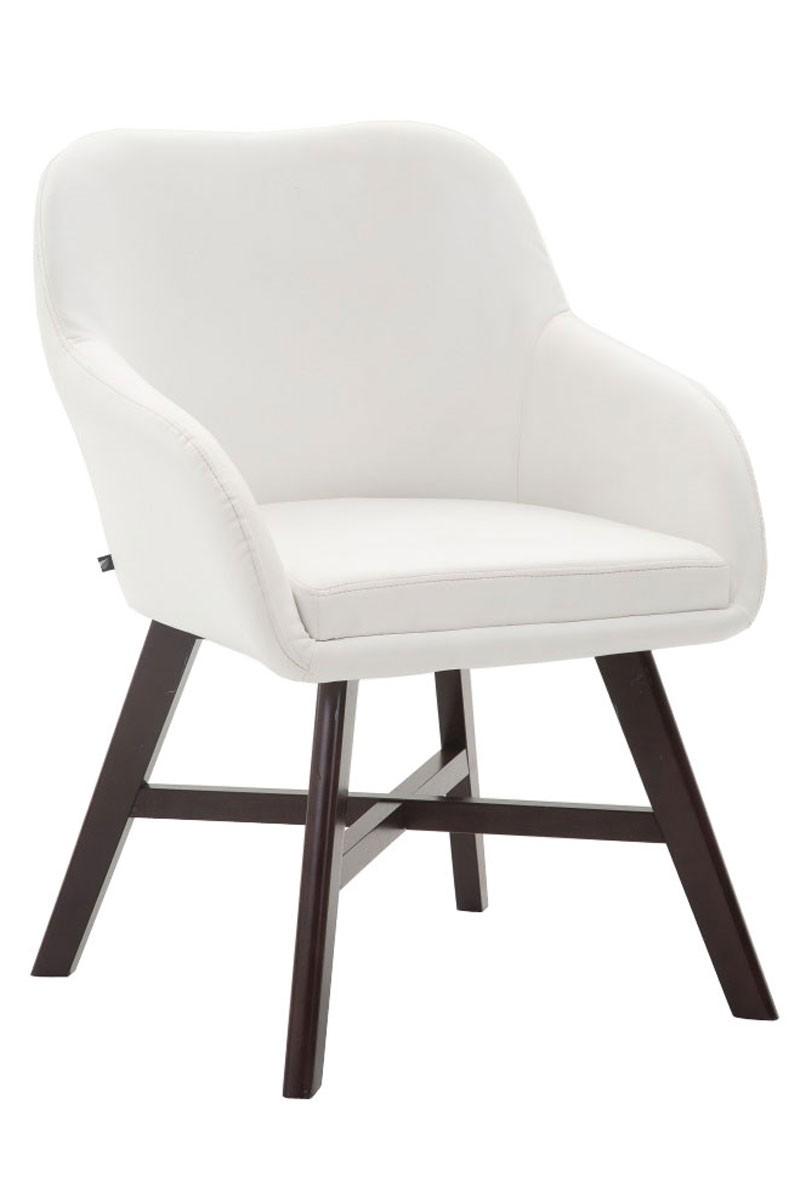 Chaise de visiteur Keppler similicuir
