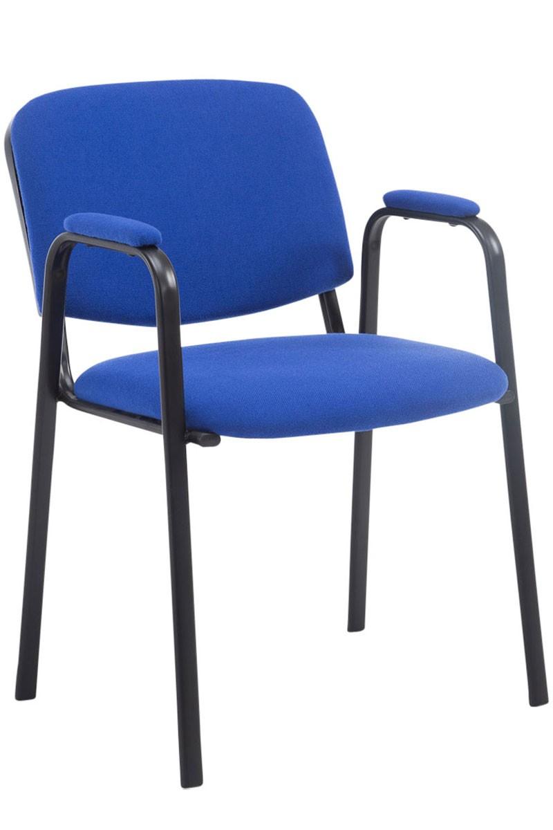 Chaise de visiteur Ken PRO tissu