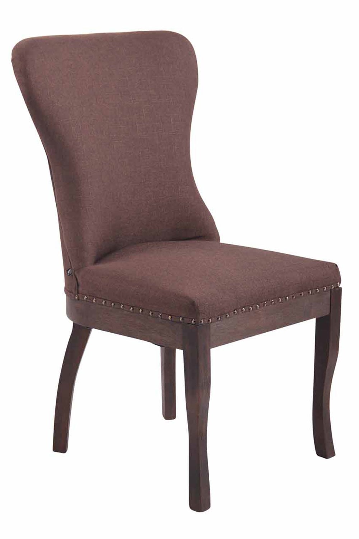 Chaise de salle à manger Windsor tissu