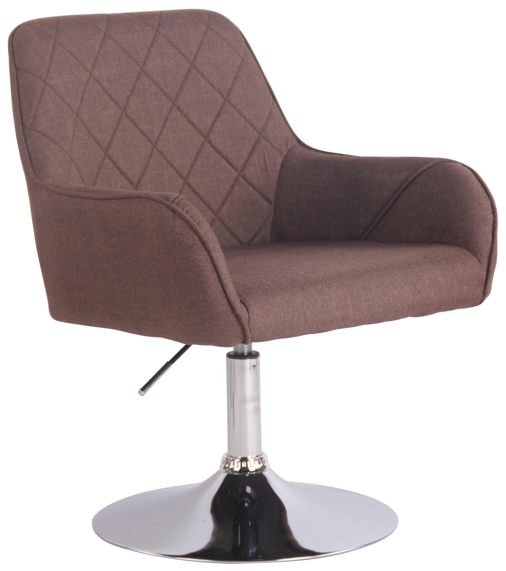 Chaise de salon Wellington en Tissu