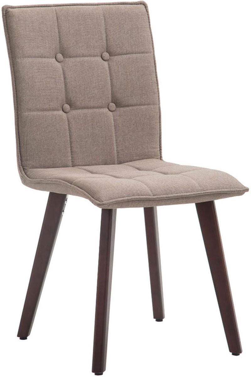 Chaise de salle à manger Miller tissu