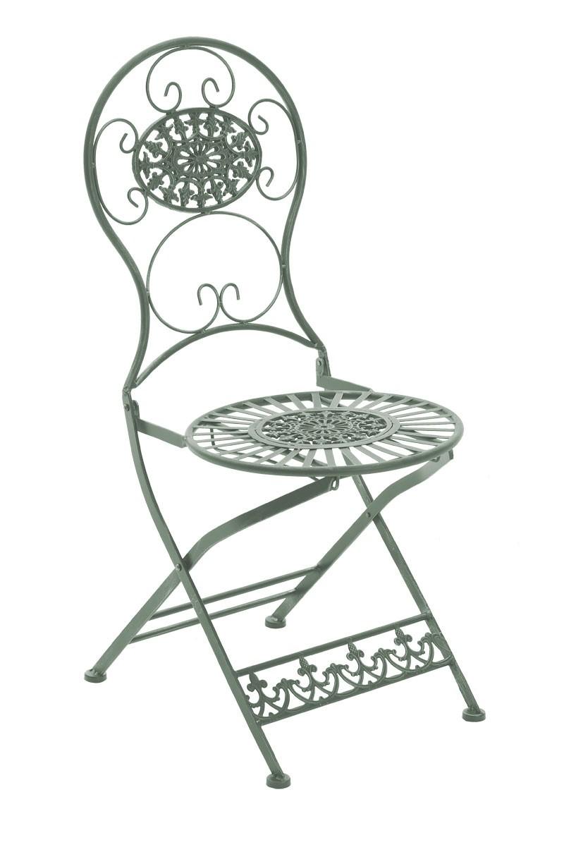 Chaise de jardin pliable Mani