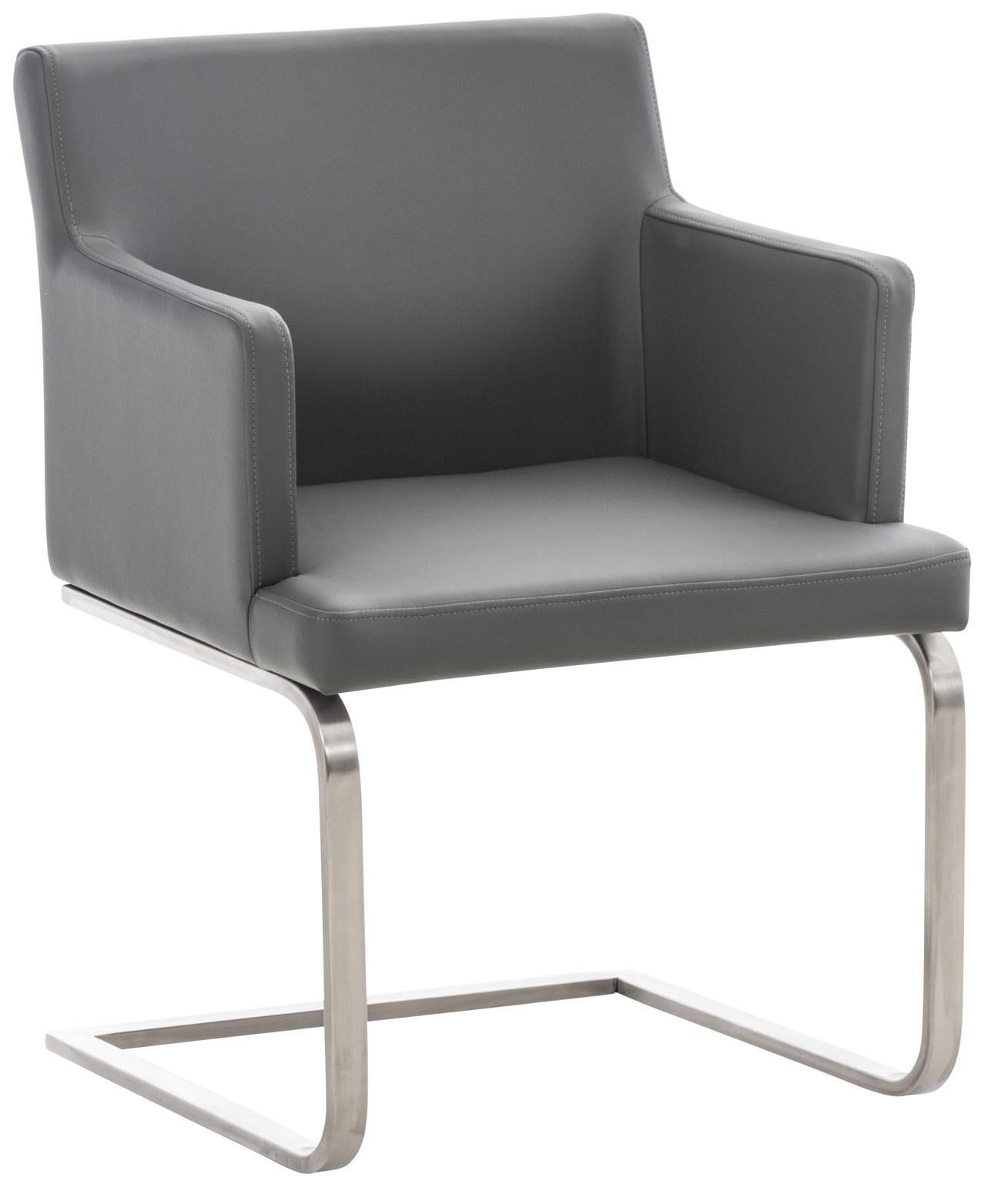 Chaise de salle à manger Aberford Similicuir