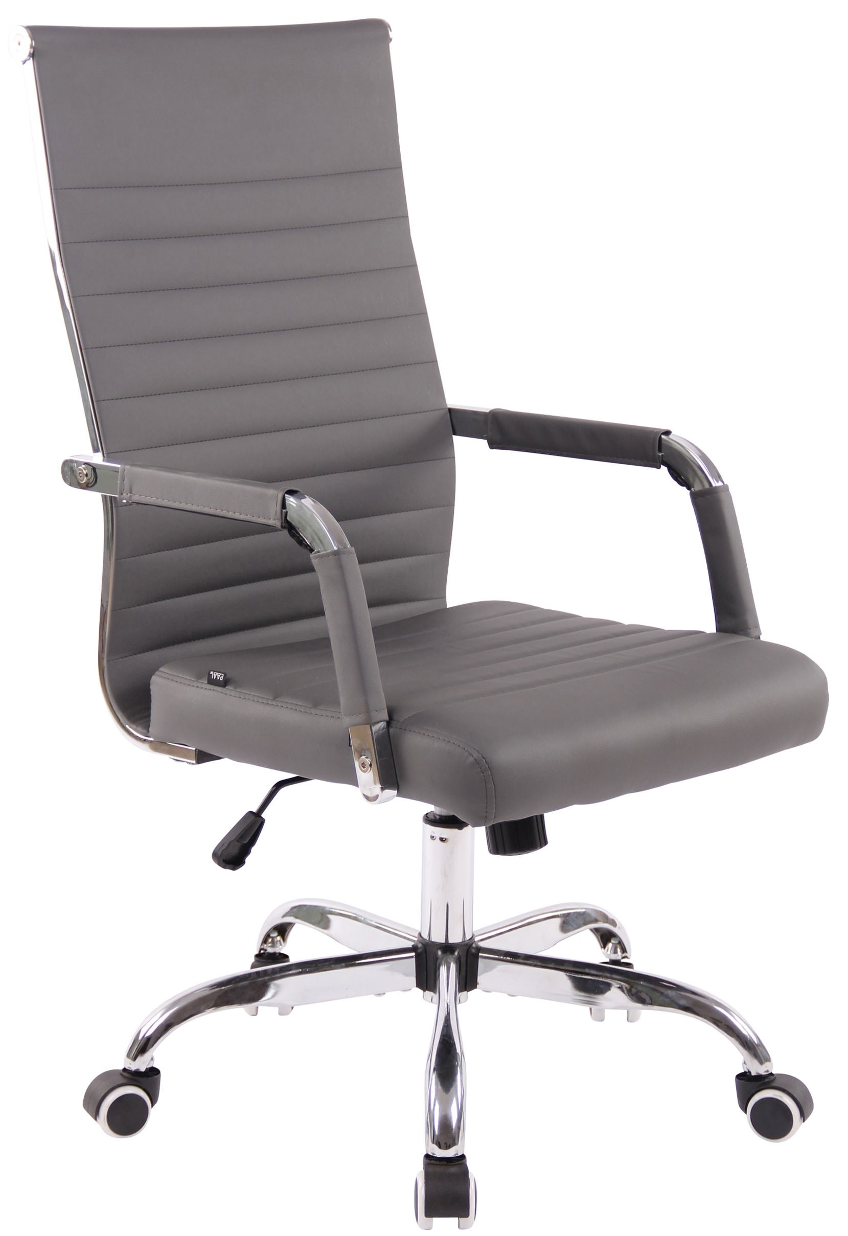 Chaise de bureau Amadora en Similicuir