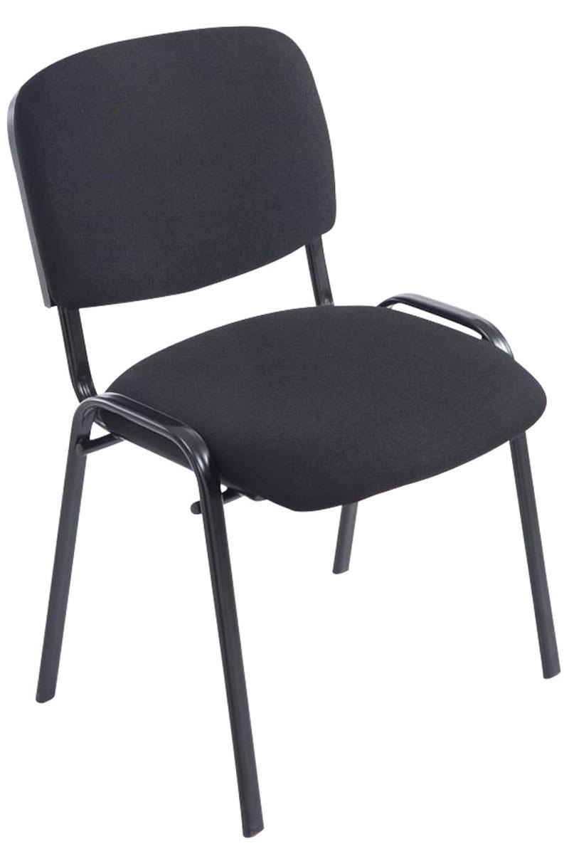 Chaise empilable XL Ken tissu