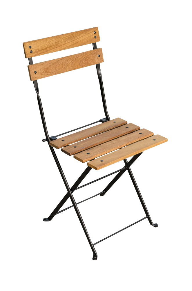 Chaise de Jardin Pliable PALU en Métal