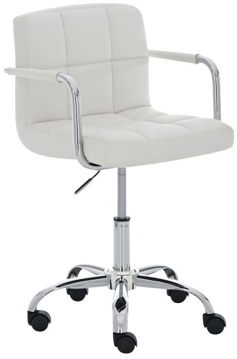 Chaise de bureau Lucy similicuir