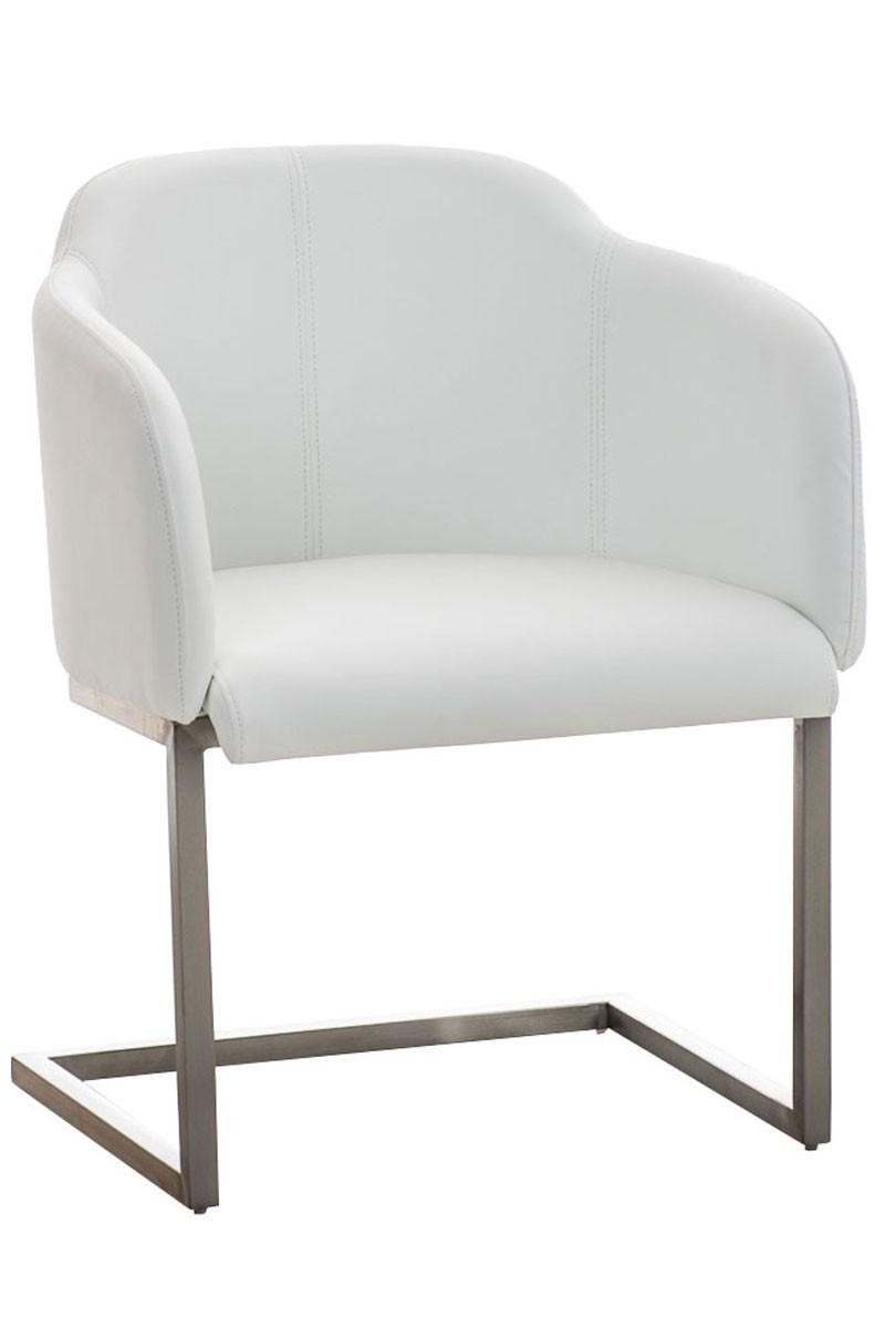 Chaise visiteur Magnus similicuir