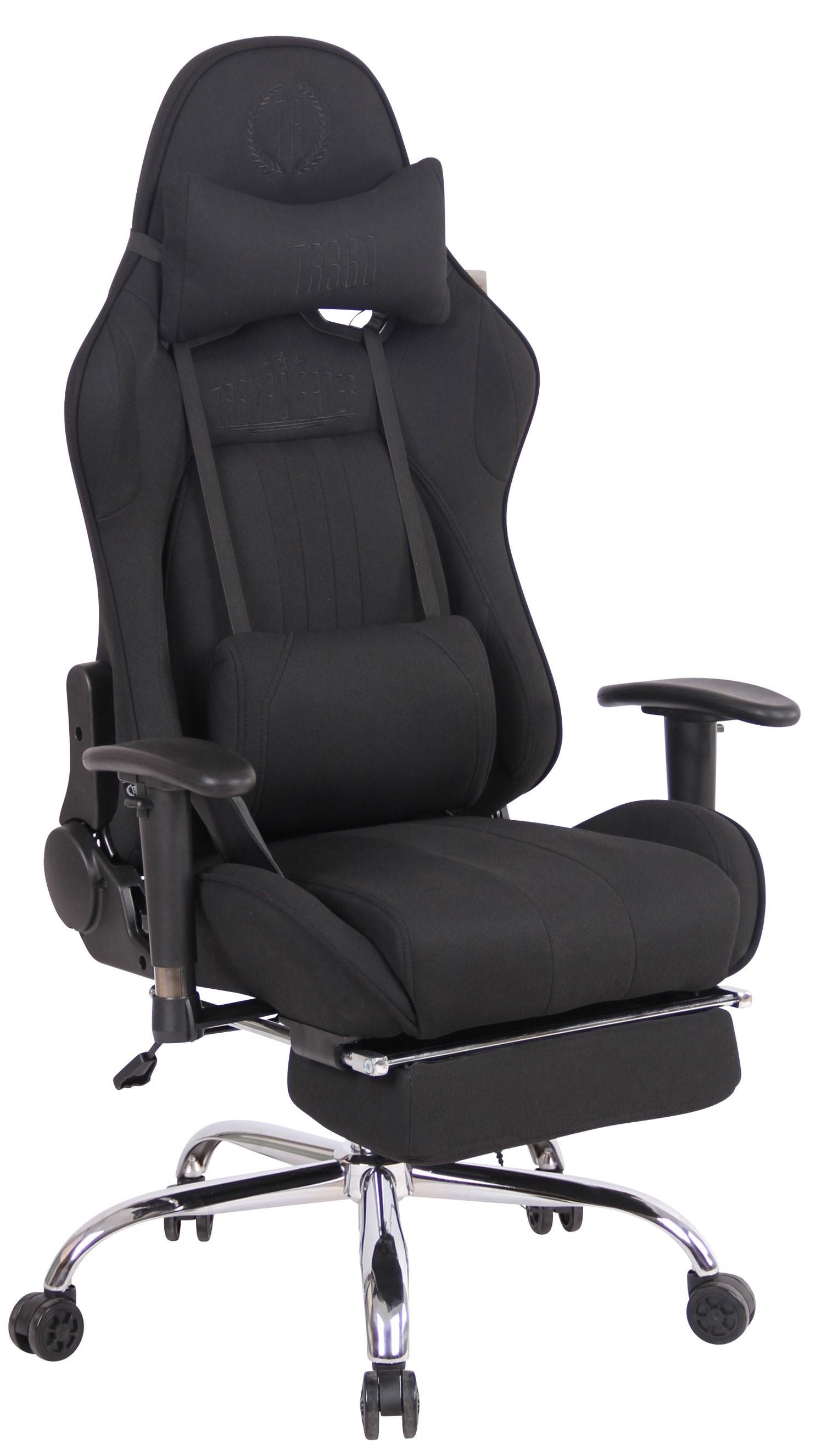 Chaise de bureau Limit XFM en tissu