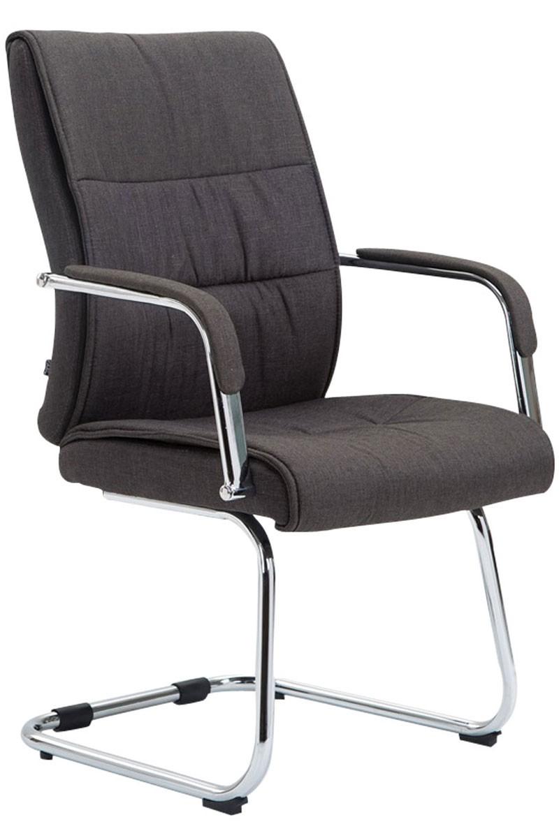 Chaise cantilever Sievert tissu