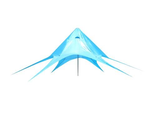 Tente forme étoile 10m