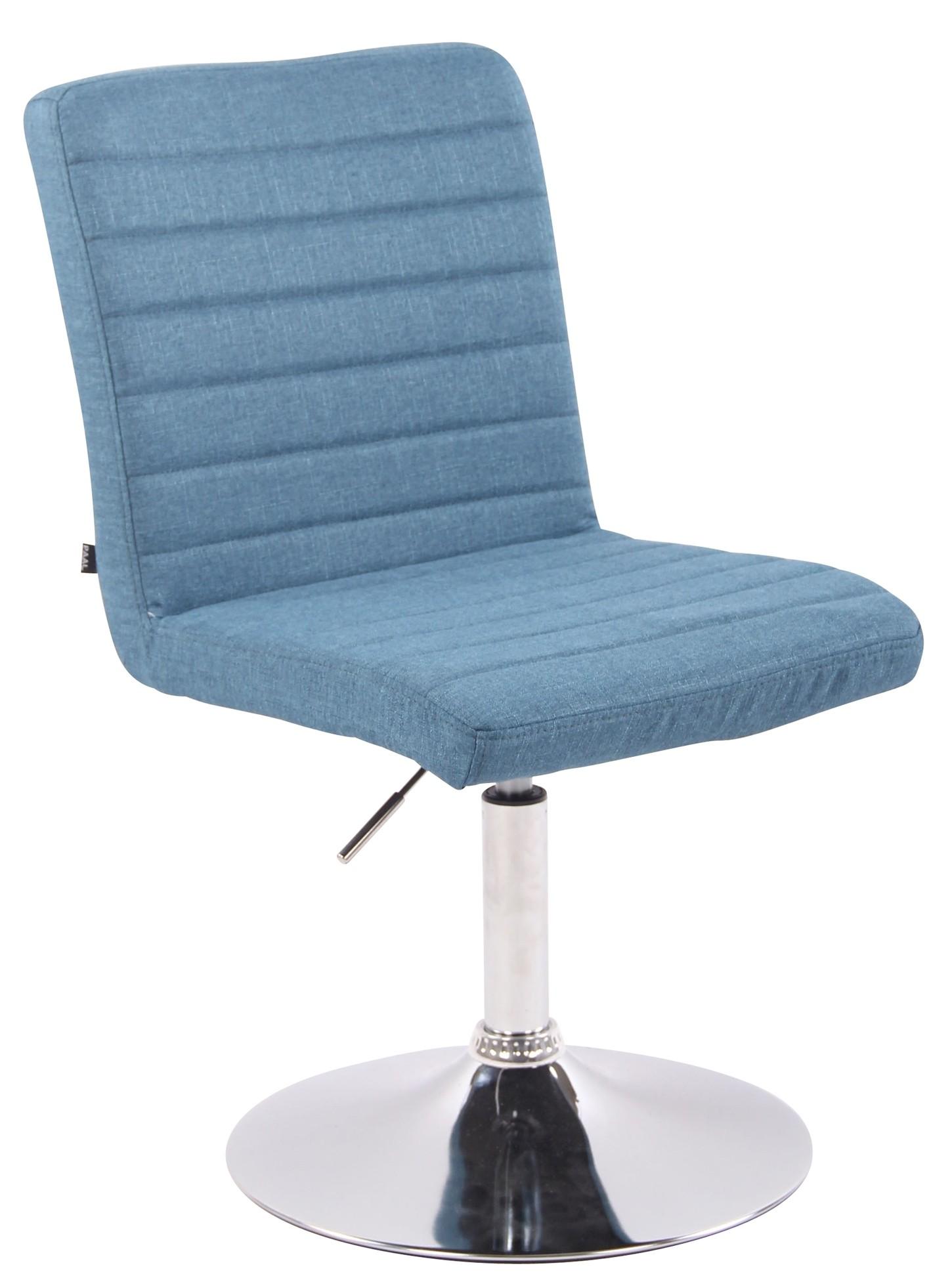 Chaise de salle à manger Elva tissu