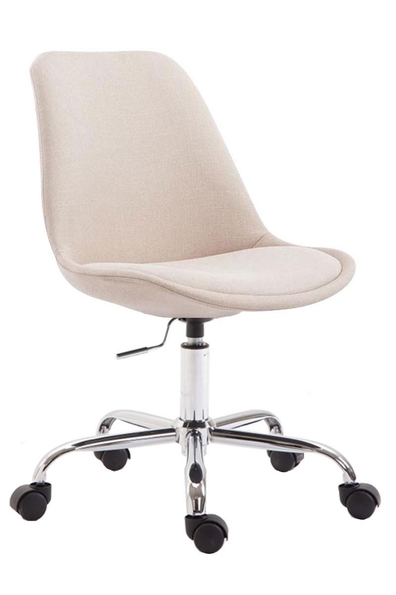 Chaise de bureau Toulouse tissu