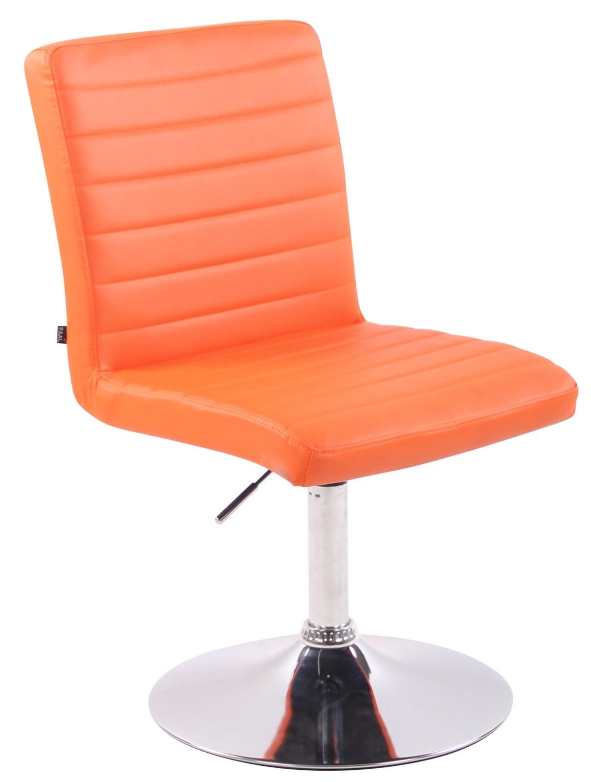 Chaise de salle à manger Elvas en similicuir