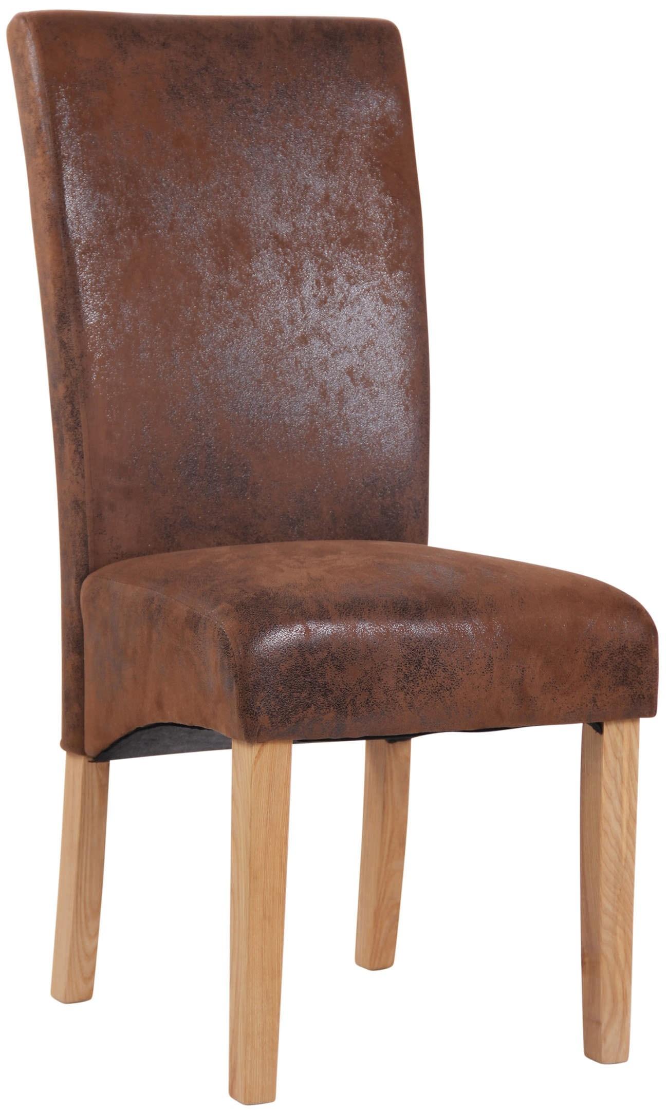 Chaise de salle à manger Levanger style vintage