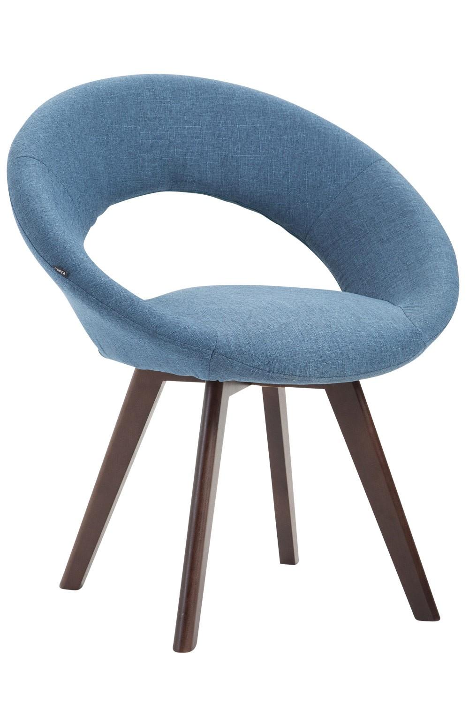 Chaise de visiteur Beck tissu
