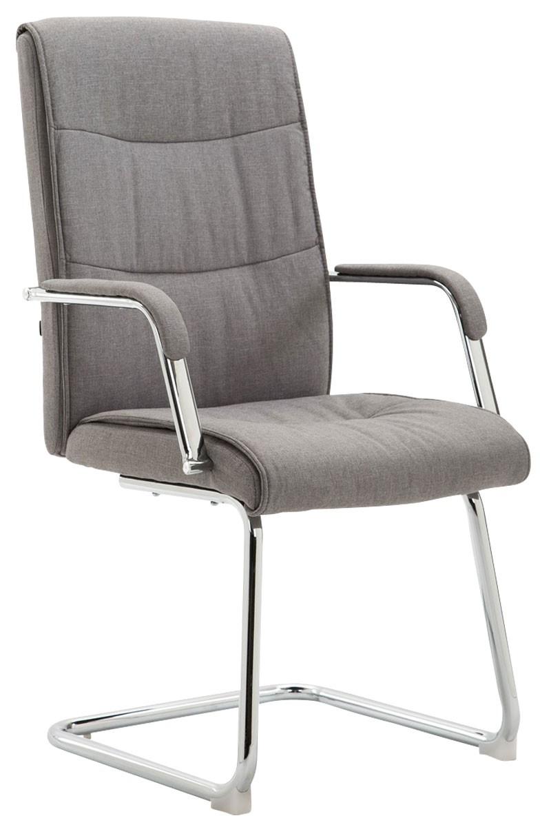 Chaise de salle à manger Caro V2 tissu