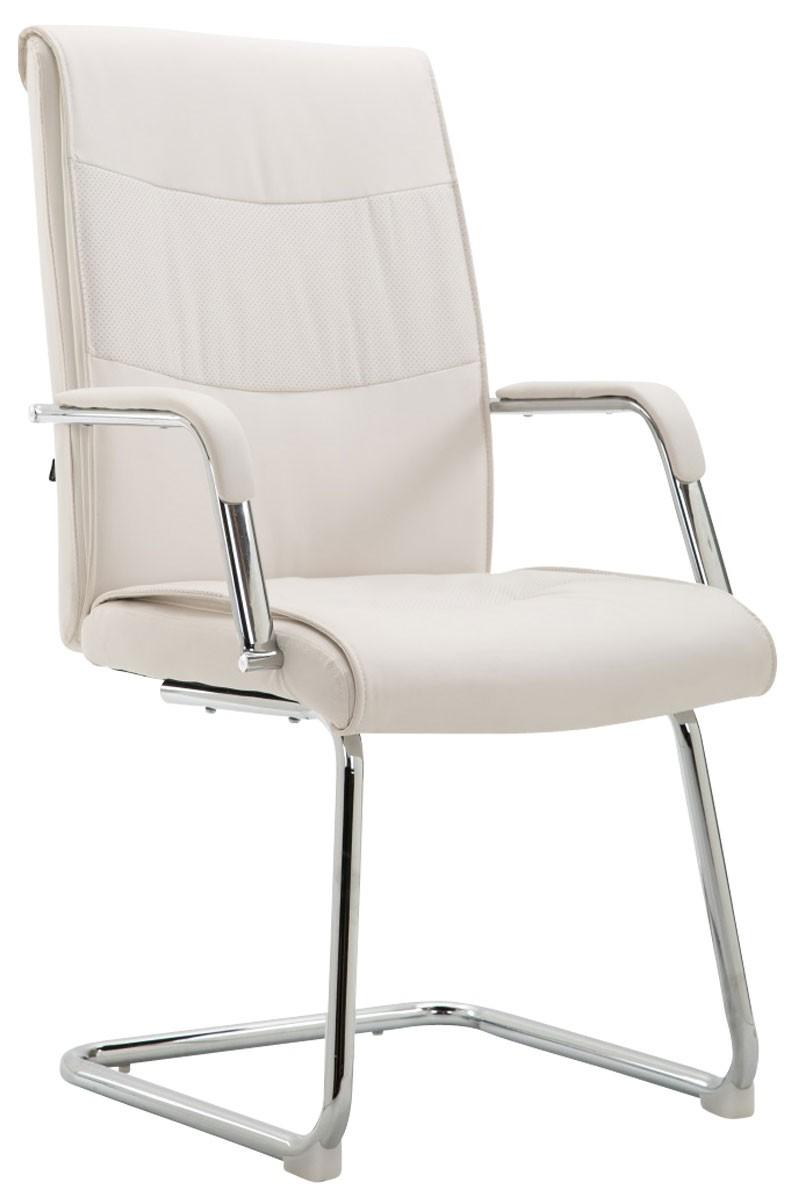 Chaise de salle à manger Caro V2 en similicuir