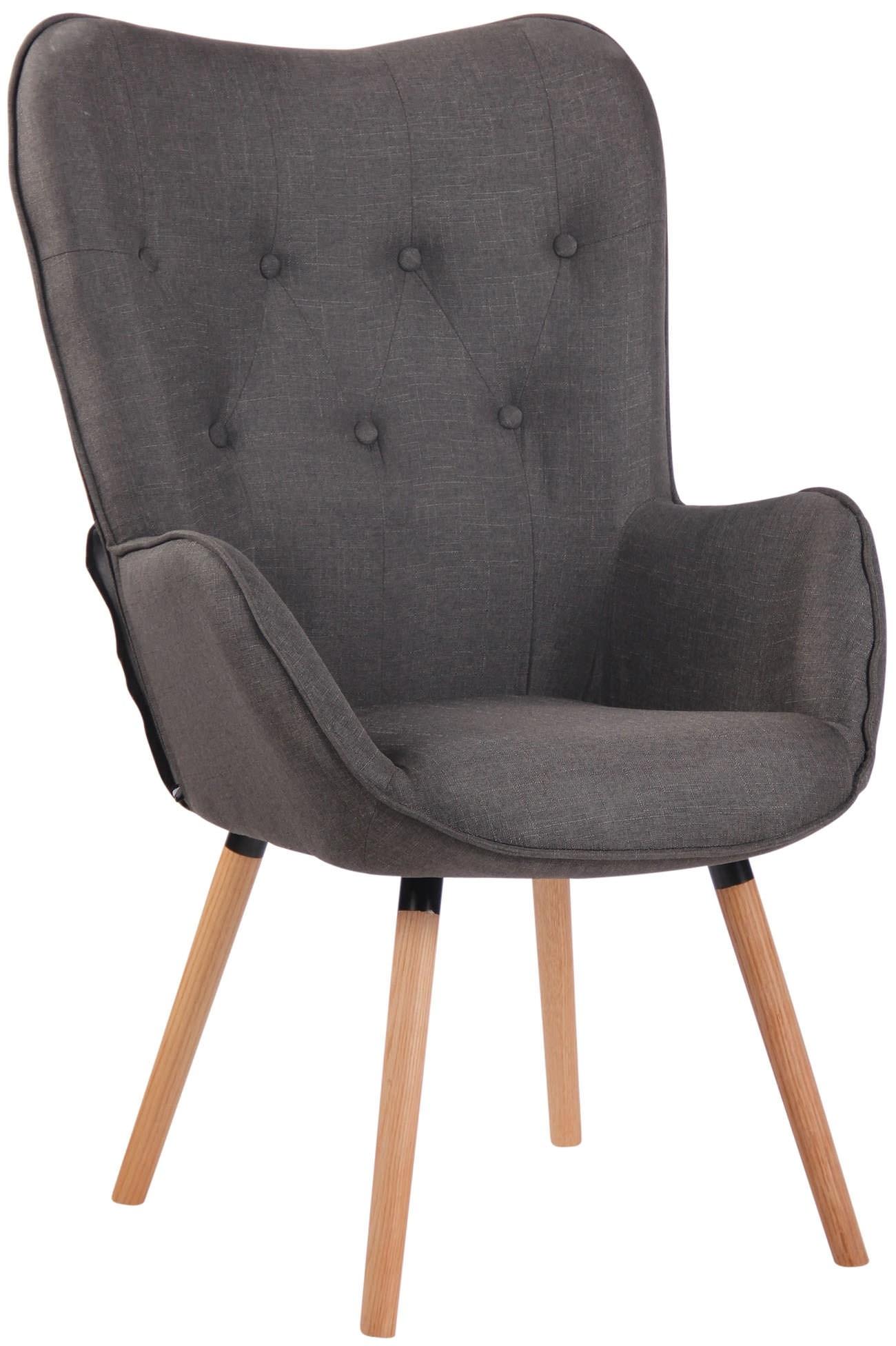 Chaise lounge Ashford en Tissu