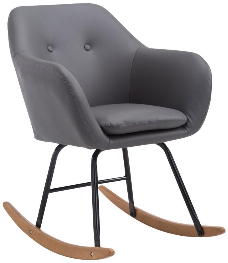 Chaise à bascule Avalon similicuir