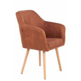 Chaise de salle à manger Utrecht Vintage similicuir