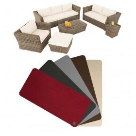 Housses pour l'ensemble de meubles Mandal