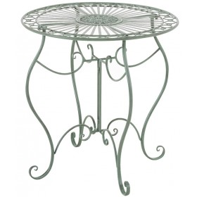 Table de jardin rinde Indra Ø 70 cm