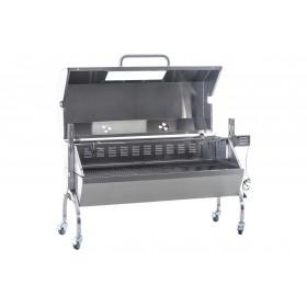 Barbecue tourne broche Maxwell à charbon de bois avec moteur