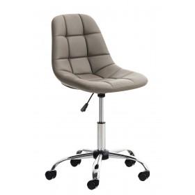 Chaise de bureau Emil similicuir