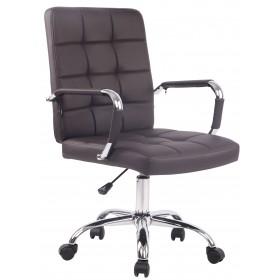 Chaise de bureau Deli Pro similicuir