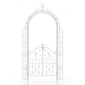 Arche de jardin Grenada avec portillon