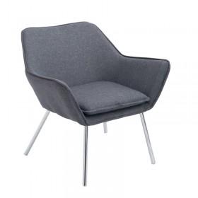 Chaise Lounge Caracas tissu