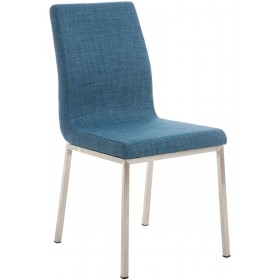 Chaise de salle à manger Colmar tissu