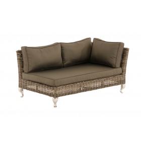 Canapé d'angle Moss