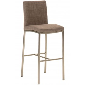 Tabouret de bar Freeport tissu